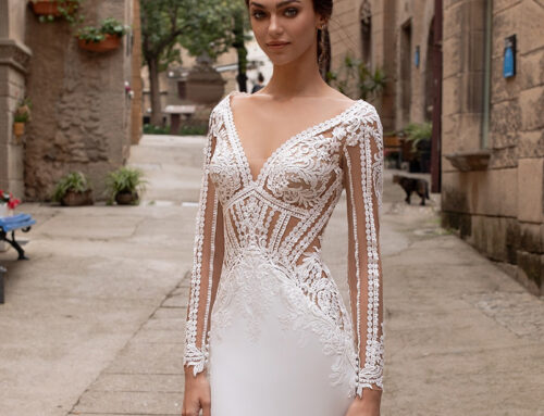 PDW740-20 PASIPHAE by Pronovias